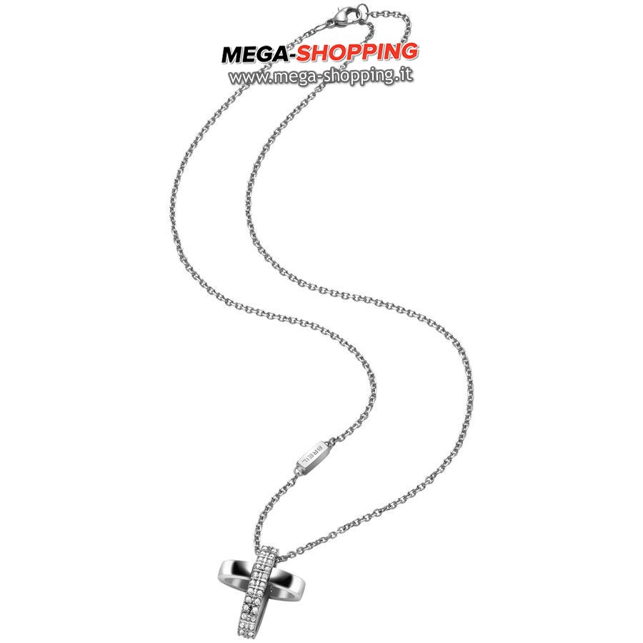 Collana Breil Charming Cross TJ1460