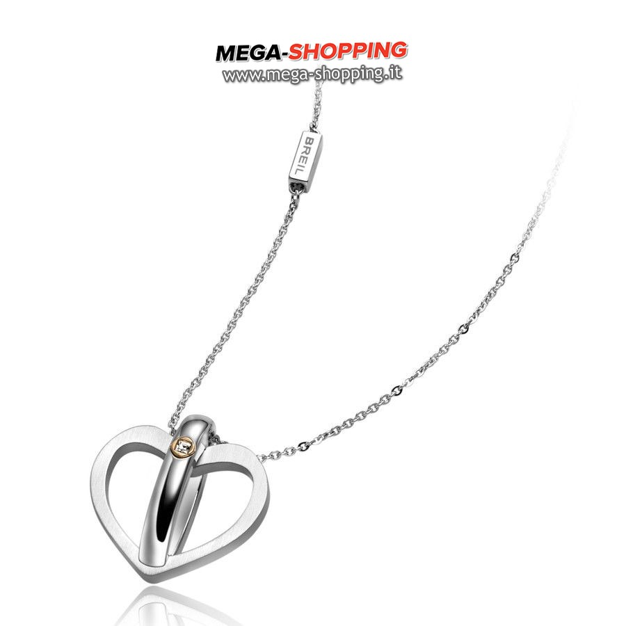 Collana Breil Crossing Love TJ1578
