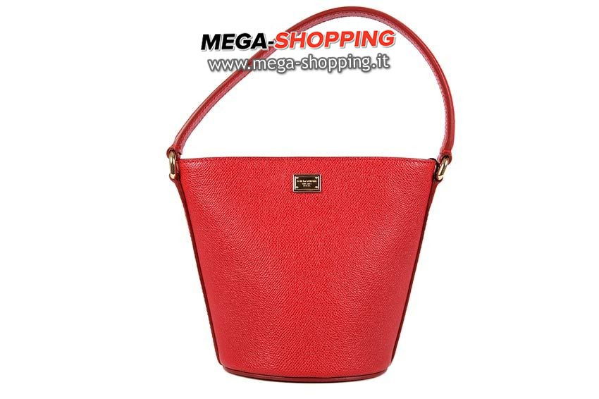 Dolce e Gabbana borsa donna a mano shopping in pelle nuova mini BB5405A100180303