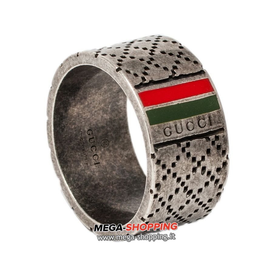 Anello Gucci Diamantissima large YBC295674001020