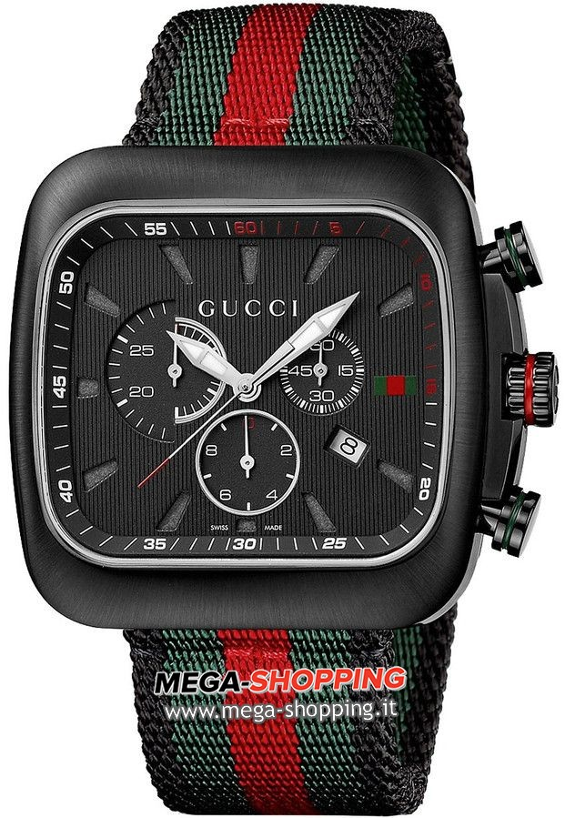 Orologio Gucci Coupè Collection YA131202