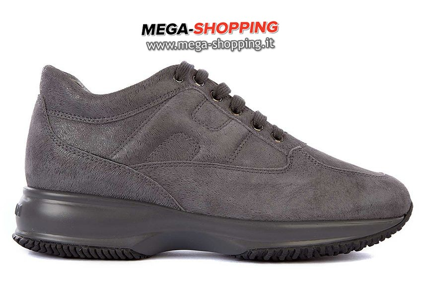 Hogan scarpe sneakers donna in pelle nuove interactive HXW00N00010PN7B800