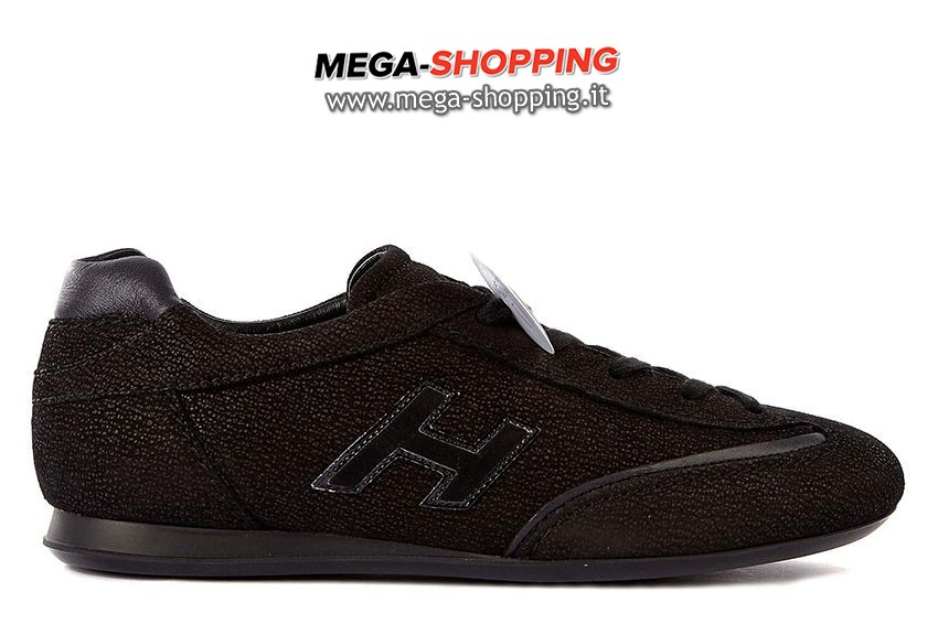 Hogan scarpe sneakers donna in pelle nuove olympia HXW057016871RW999