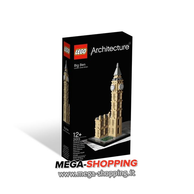 big ben Lego Architecture 21013