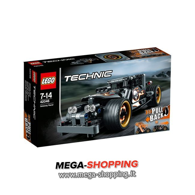 superbolide Lego Technic 42046