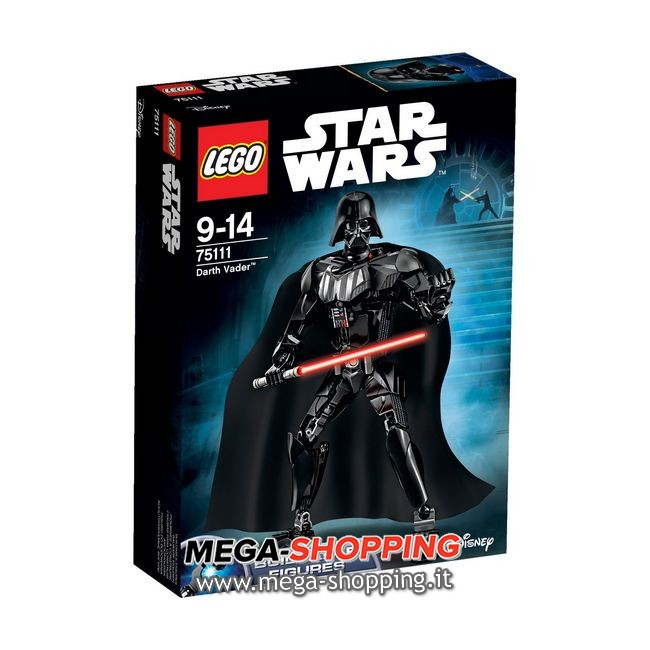 darth vadar Lego Star Wars 75111