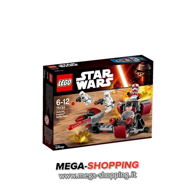 battle pack impero galattico Lego Star Wars 75134