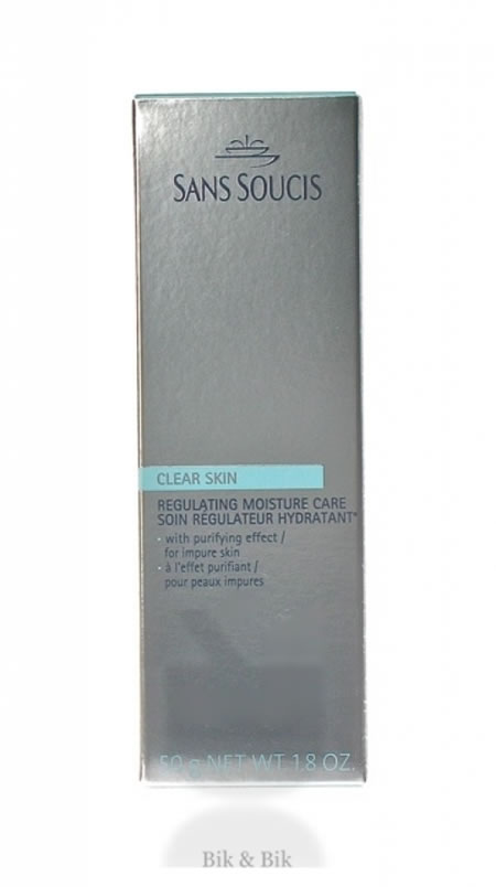 Sans Soucis Clear Skin Clarifying Mask 93ml
