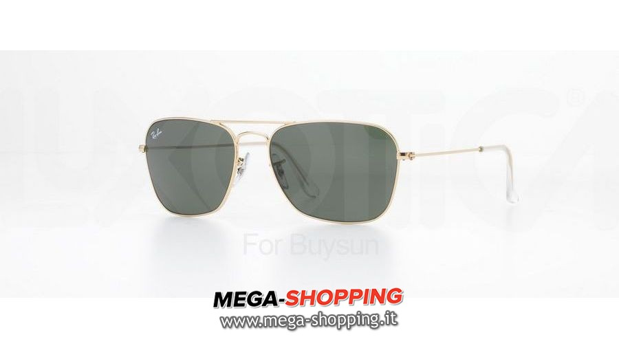 Occhiali da sole Ray Ban RB3136 001