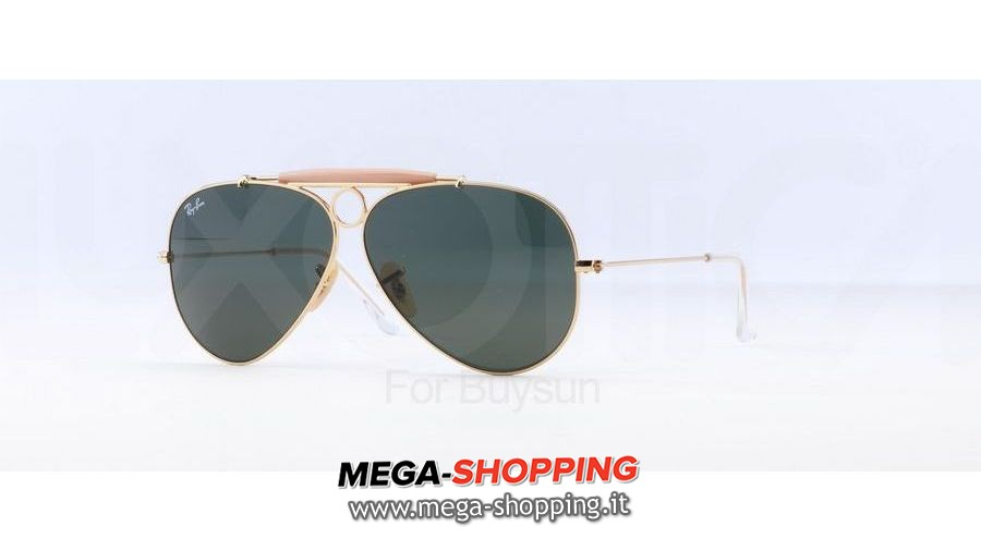 Occhiali da sole Ray Ban RB3138 001