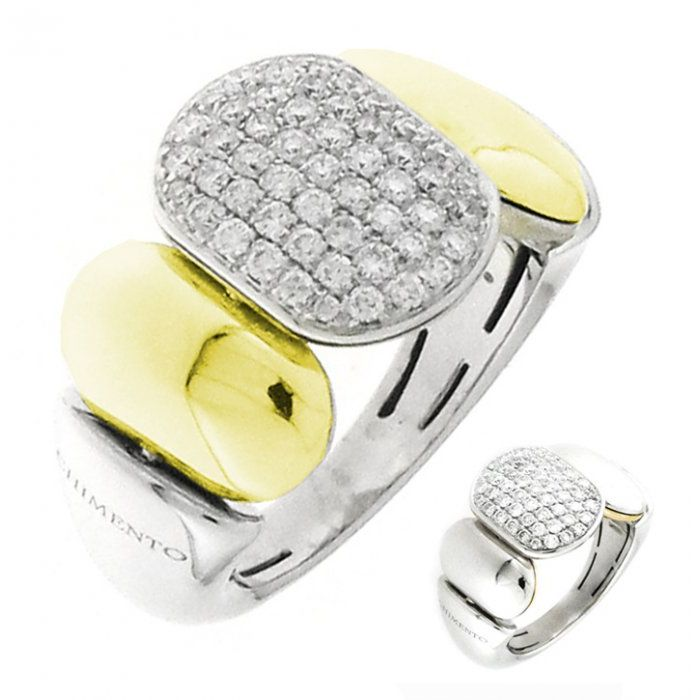 Anello Chimento Double Join 1A04718B12140