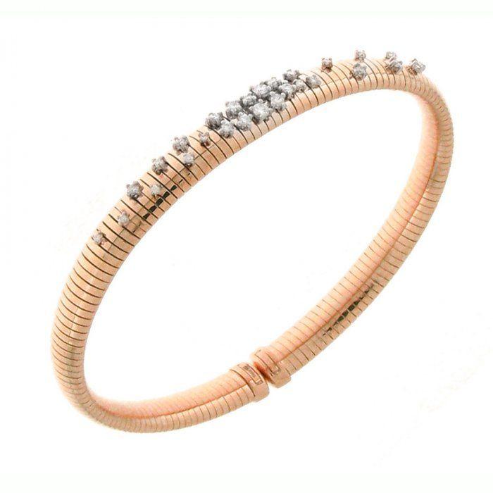 Bracciale oro rosa Chimento Stardust 1B02085B17180
