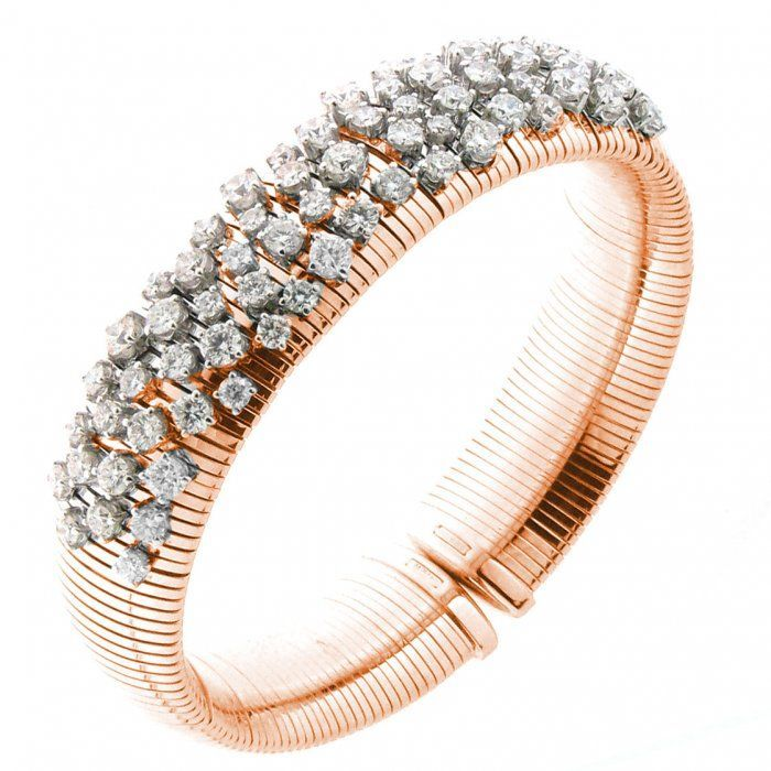 Bracciale oro rosa Chimento Stardust 1B02088BB7180