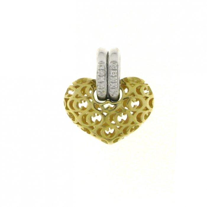 Pendente a forma di cuore in oro Chimento Cuori 1M08580B22000