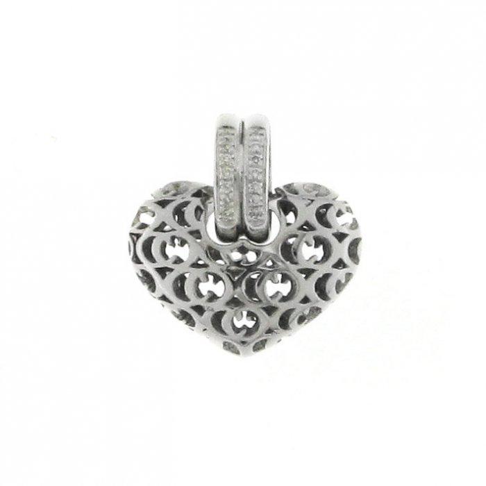 Pendente a forma di cuore in oro Chimento Cuori 1M08580B35000