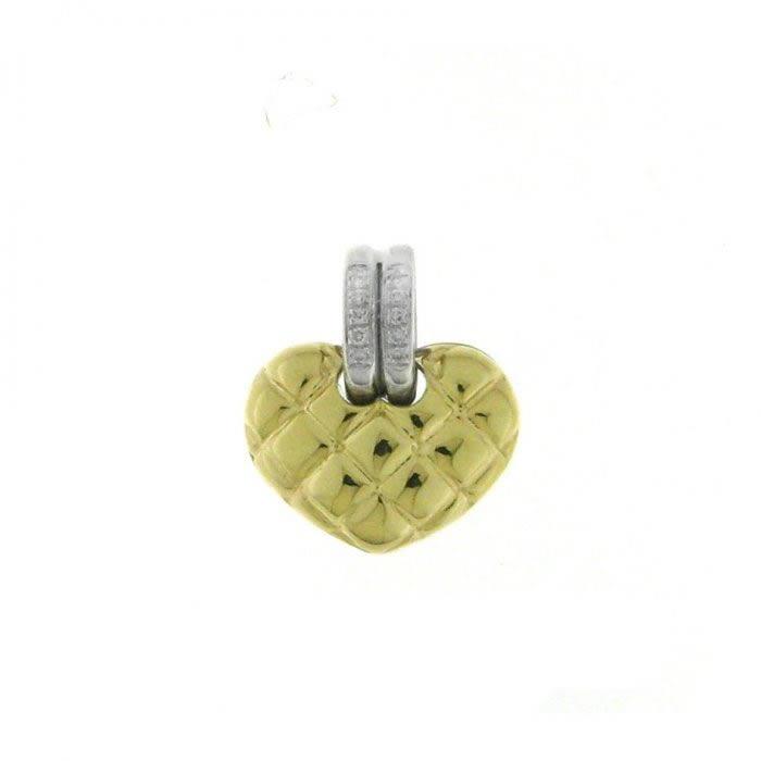 Pendente a forma di cuore in oro Chimento Cuori 1M08582B12000