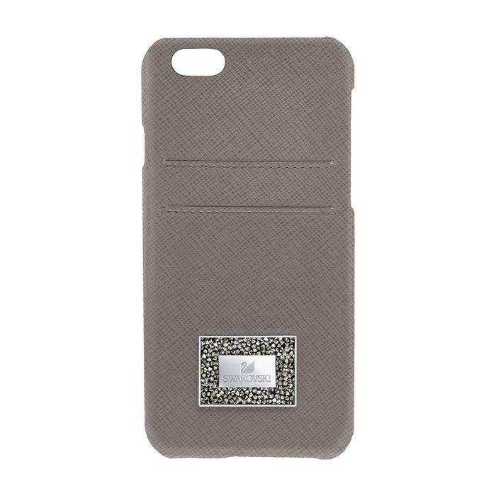 Custodia smartphone con bordi protettivi Versatile, iPhone® 6 Plus / 6s Plus, Grigio