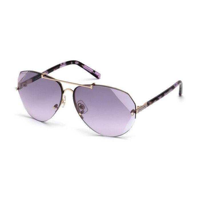 Occhiali da sole Swarovski, SK0134 28Z, Purple