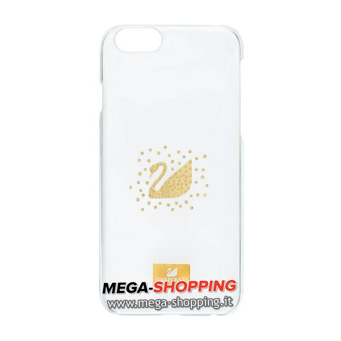 Custodia smartphone con bordi protettivi Swan Golden, iPhone® 7