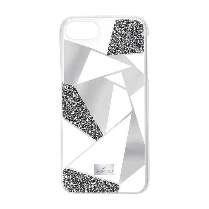 Custodia smartphone con bordi protettivi Heroism, iPhone® 8, grigio