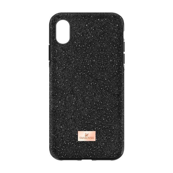 Custodia smartphone con bordi protettivi High, iPhone® XR, nero