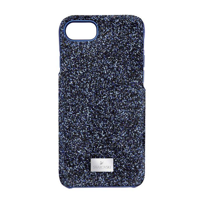 Custodia per smartphone con bordi protettivi integrati High, iPhone® 8, azzurro